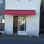 所沢市でオーニングテント新規工事をおこないました。