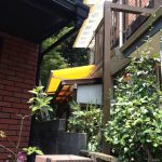 目黒区 一般住宅オーニングテント工事