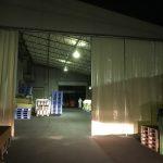 羽生市 工場間仕切り設置